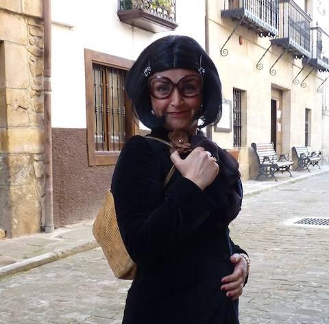 Vanessa Gonzalez ipuin kontalariaren saioa