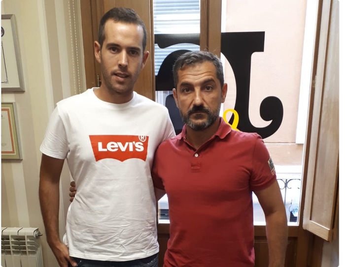 Ibon Labaien fitxatu du Logroñes taldeak, analista lanak egiteko
