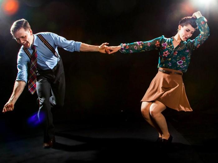 Hastapeneko swing dantza ikastaroa izango da zapatuan
