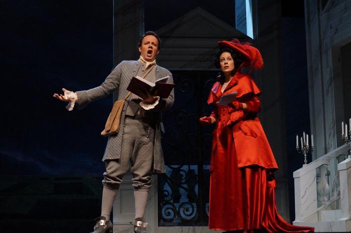 100 sarrera inguru gelditzen dira 'Don Giovanni' operarako
