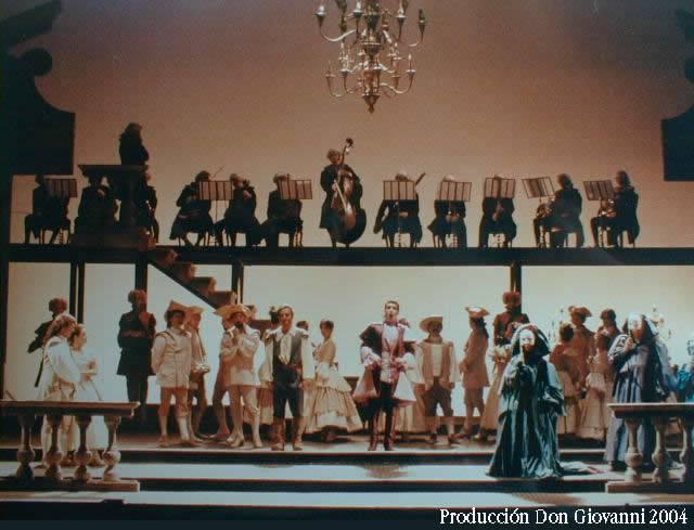 Gaur jarriko dituzte salgai 'Don Giovanni' opera ikusteko sarrerak