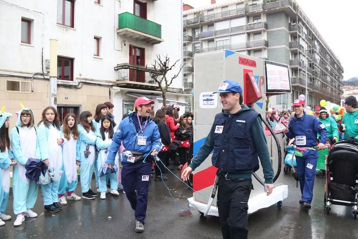 Aratusteetako desfilea Arrasaten - 50