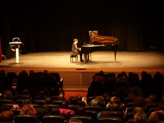 Debagoieneko piano-jotzaile gazteek emanaldia egingo dute