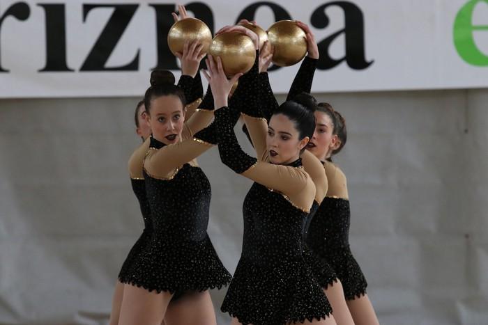 Maila bikaina gimnasia erritmikoko txapelketan - 28