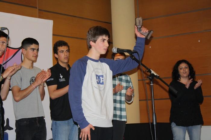 Aitor Ugarterentzat Arabako Eskolarteko Txapelketa