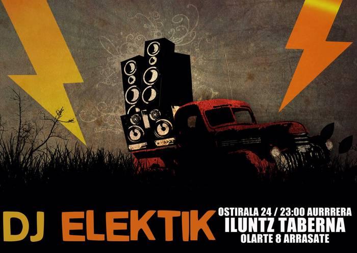 DJ Elektik