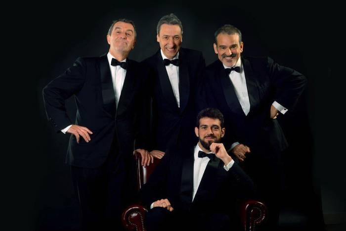 Telebistako dokumentala zuzenean Golden Apple Quarteten eskutik