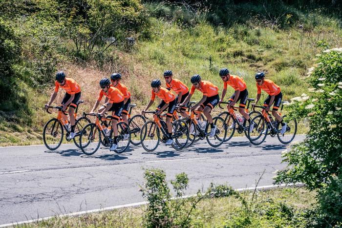Euskaltel-Euskadi taldeak urte amaierarainoko egutegia aurkeztu du