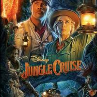 'Jungle cruise' filma, umeendako