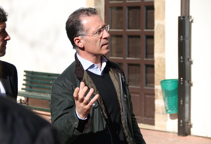 Arizmendik Jose Arana gunea inauguratu du - 14