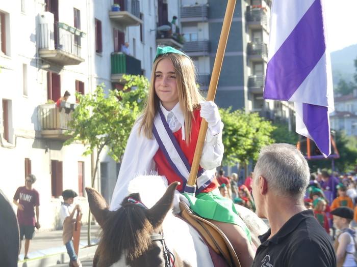 Txikitxoenek San Juan festetan murgildu dute herria - 19