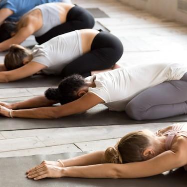 Yoga saioak