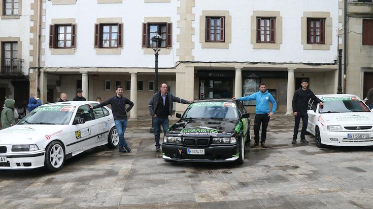 Mendi Mendia Racing jaia 2018
