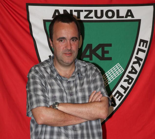Ibon Gezalaga da Antzuola Kirol Elkarteko presidente berria