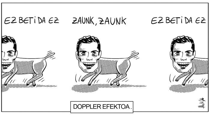 Sanchez 'doopler'