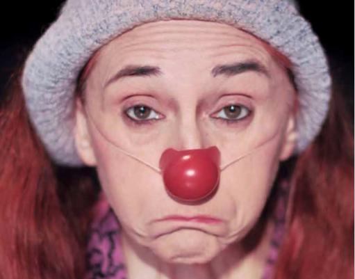 """Virginia Imaz: """"Clown' hasi nintzenean 'puta' ere deitu zidaten"""""""