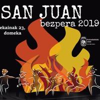 San Juan bezpera