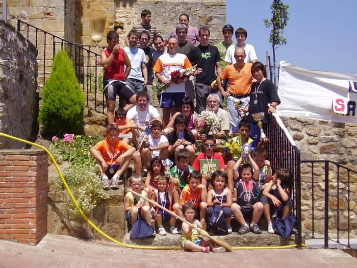 Santa Marina jaiak ospatuko dituzte Arexolan