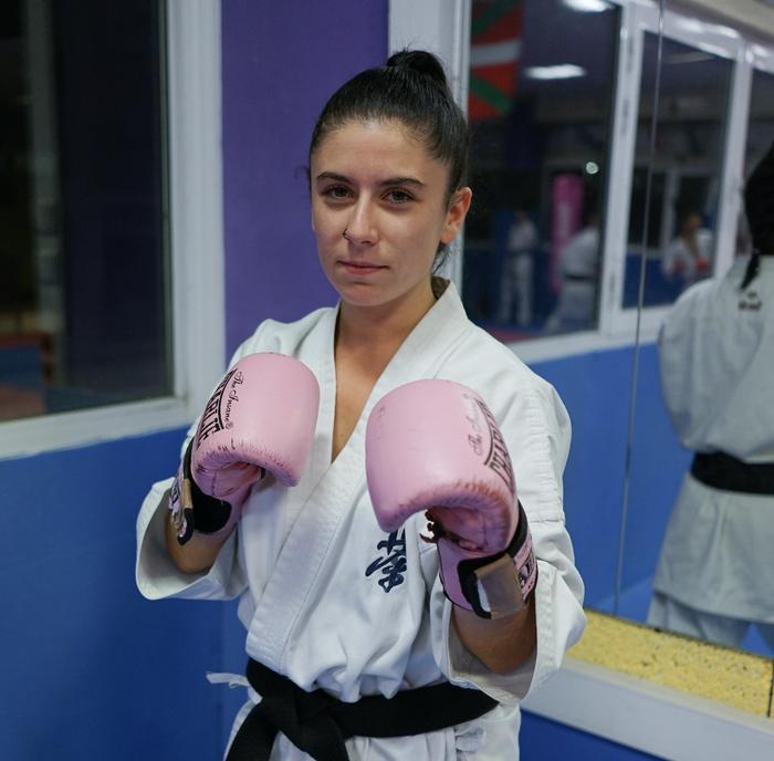 Leire Valorrek Europako Kyokushinkai Karate txapelketan parte hartuko du