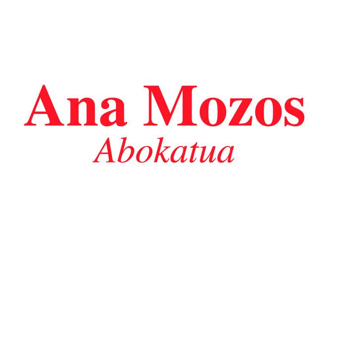 Mozos Ana abokatuak logotipoa
