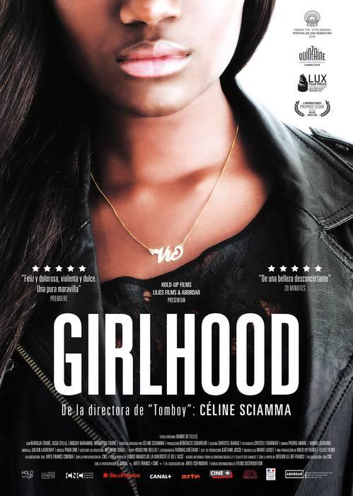 Filmazpit zinea: 'Girlhood'