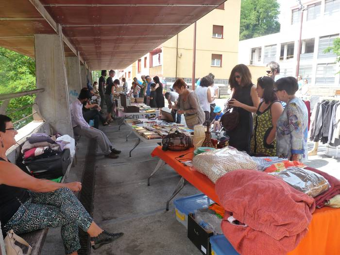 Domeka-Azoka San Martin Agirre plazan egingo da, abenduaren 21ean