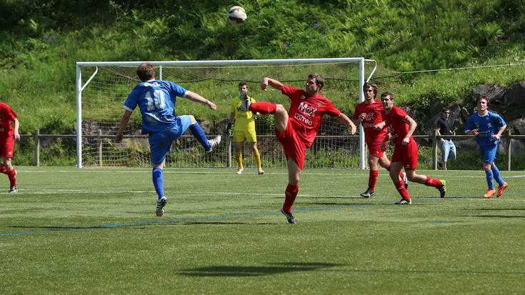 Konfiantzaz jokatutako partiduan 1-0 irabazi dio Antzuolak Tolosari