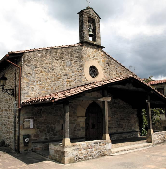 Antiguako ermita eta Antzuolako erdigunea