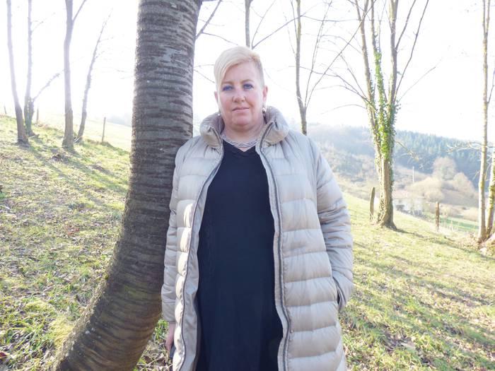 """Edurne Abasolo: """"Gaur egungo gazteek ez dute Santa Ageda bizi guk bizi genuen moduan"""""""