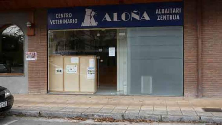Aloña albaitari klinika