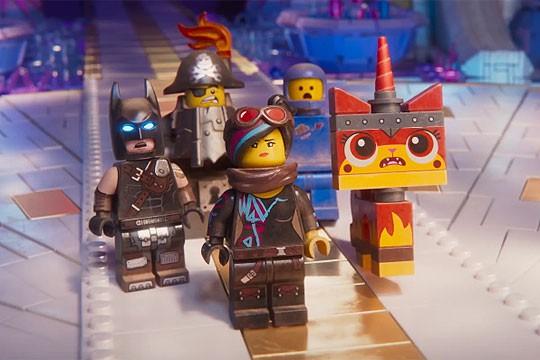 'La lego 2' filma