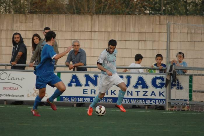 Aretxabaletak 5-0 irabazi dio Tolosari