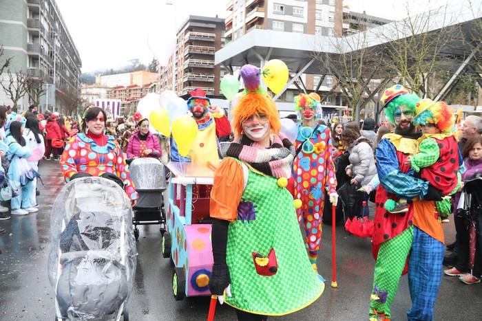 Aratusteetako desfilea Arrasaten - 52