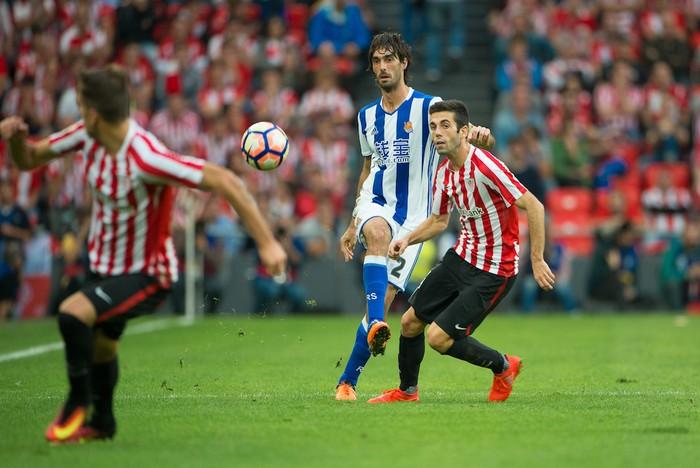 Athletic-Reala derbiko argazkiak - 31