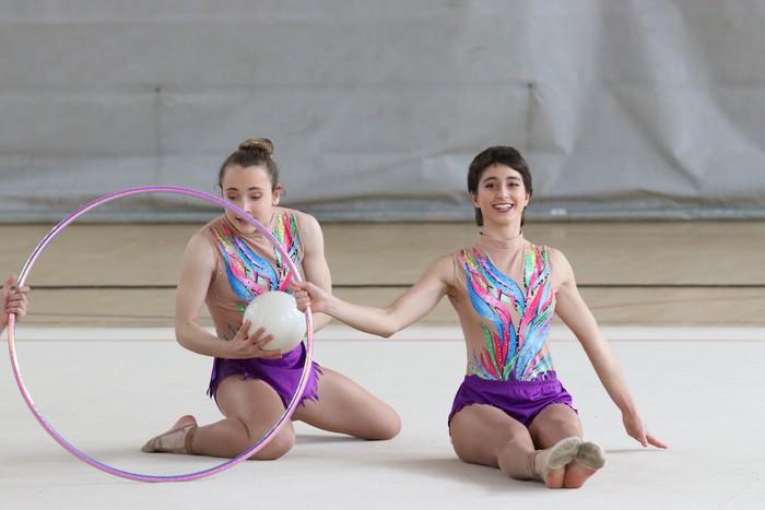 Maila bikaina gimnasia erritmikoko txapelketan - 45