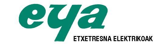 Eya Etxetresna Elektrikoak logotipoa
