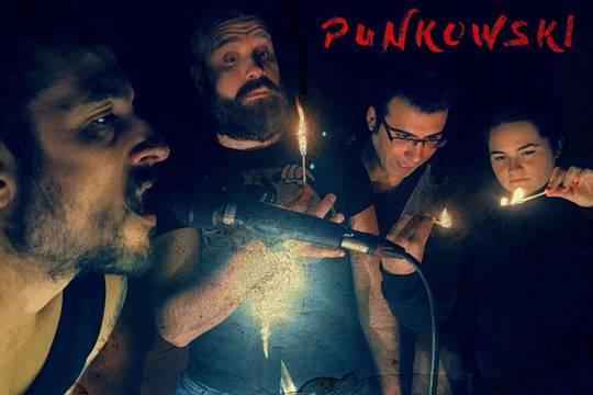 'Punkowski' antzezlana