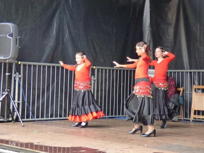 Ikusmina sortu du Maledantza taldeak flamenko erakustaldiarekin - 4