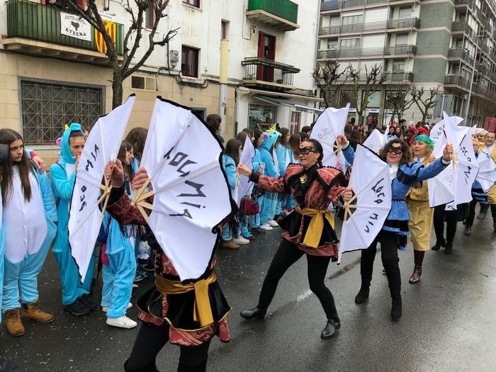 Aratusteetako desfilea Arrasaten - 95