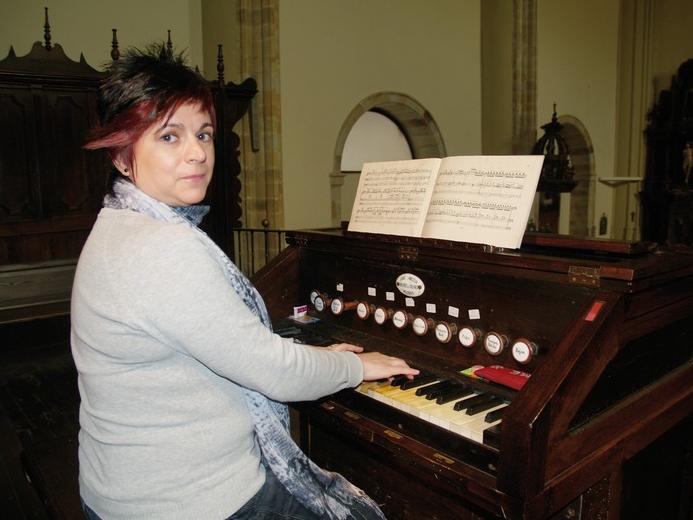 Organo ikasleen kontzertua, parrokian