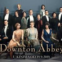 'Downton abbey' filma