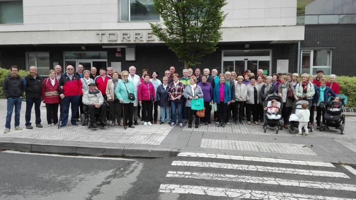 'Euskadi Lagunkoia' ekimenaren bideo ofiziala grabatu dute