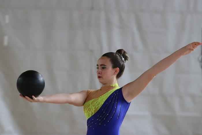 Maila bikaina gimnasia erritmikoko txapelketan - 24