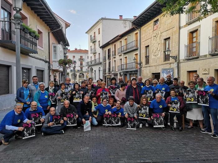 Xunba maratoi solidarioa