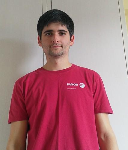 Asier Aldai, MGEP GMHZko Mekatronika industrialeko DUAL ikaslearen testigantza