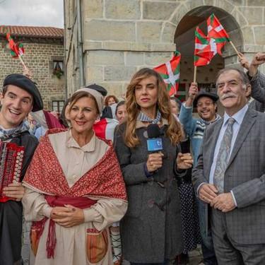 'La pequeña Suiza' filma