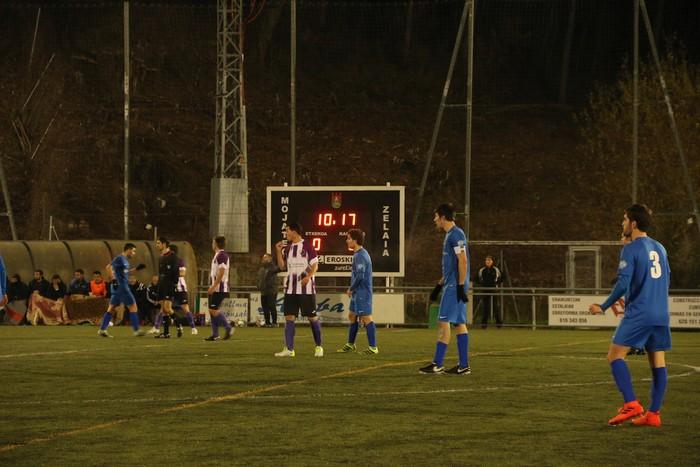 Liderrari irabazi dio Mondrak (1-0) - 14
