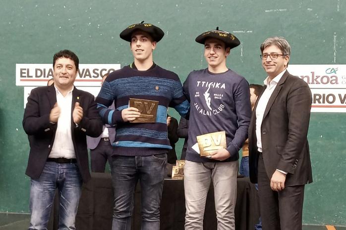 Ander Murua arrasatearrak irabazi du DV-Bankoa pilota txapelketa