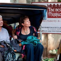 'Hotel Marigold' filma