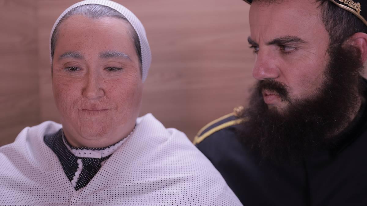 'Gorabeherak': Maurizia Aldeiturriaga